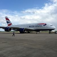 British Airways Maintenance Cardiff
