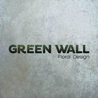 GREEN WALL FLORAL