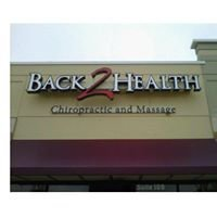 Back 2 Health Chiropractic and Massage