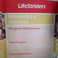 Lifestriders Therapeutic Riding Center