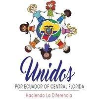 Unidos por Ecuador of Central Florida