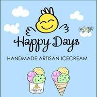 Happy Days Artisan Icecream