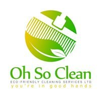 Oh So Clean Eco-friendly Cleaning Services Ltd.