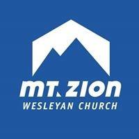 Mt Zion Wesleyan Church