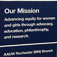 AAUW Rochester Minnesota