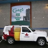 Corky's Irish Pub
