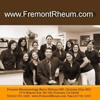 Fremont Rheumatology / Barry Shibuya MD, Christine Elias MD