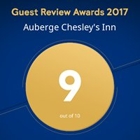 Auberge Chesley's Inn - Bed and Breakfast