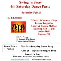 Swing 'n Sway Dance Club
